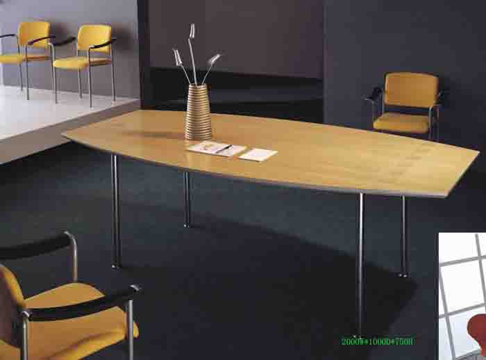 会议桌[bhyt-7-980]香河办公家具-打造(航旗)国际